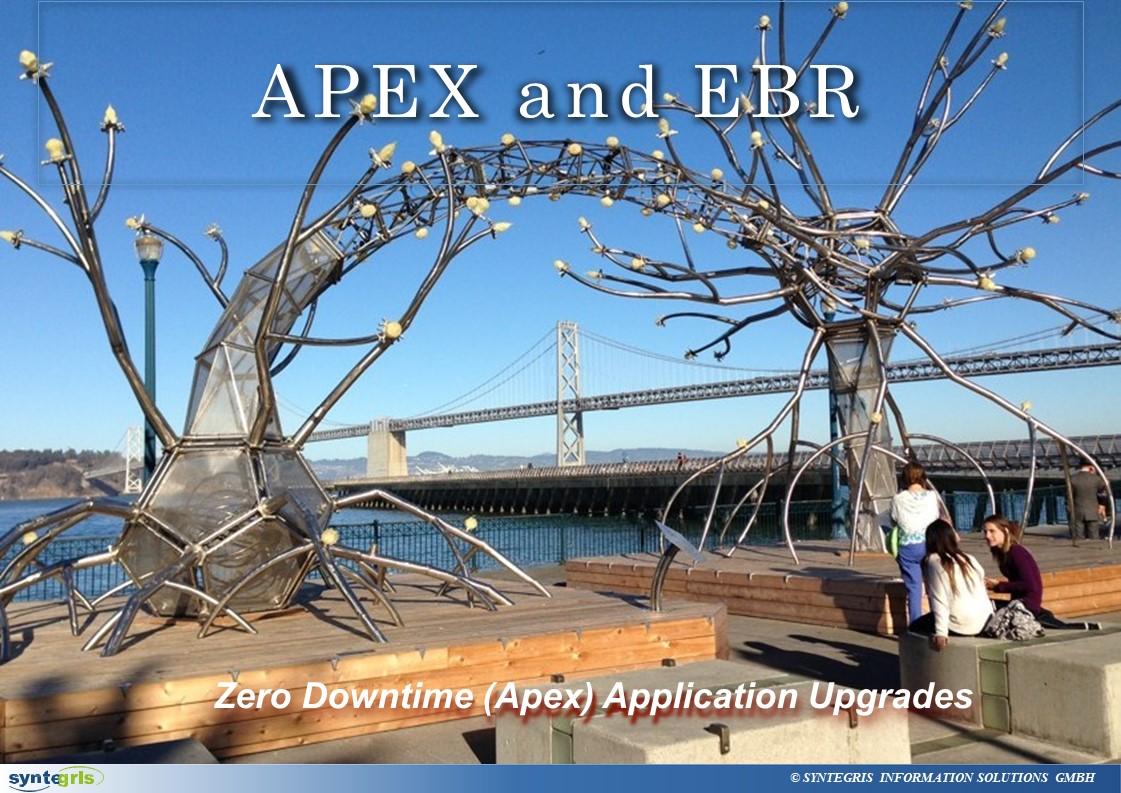 APEX und EBR